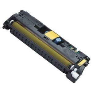 Toner HP Q3962A (122A), sárga (yellow), alternatív