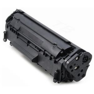 Toner HP Q2612A (12A), fekete (black), alternatív