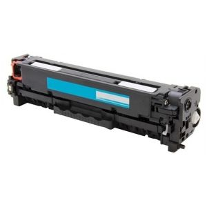 Toner HP CF381A (312A), azúr (cyan), alternatív