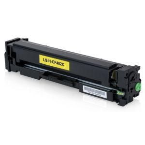 Toner HP CF402A (201A), sárga (yellow), alternatív