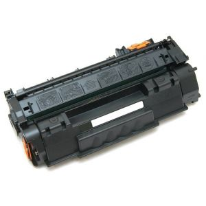 Toner HP Q7553A (53A), fekete (black), alternatív