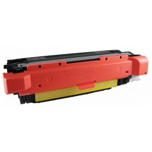 Toner HP CE252A (504A), sárga (yellow), alternatív