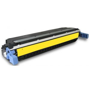 Toner HP C9732A (645A), sárga (yellow), alternatív