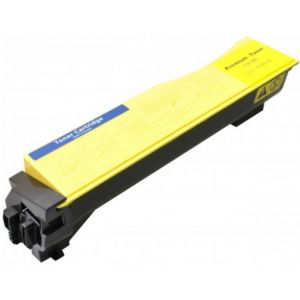 Toner Kyocera TK-540Y, sárga (yellow), alternatív
