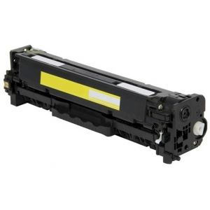 Toner HP CE322A (128A), sárga (yellow), alternatív