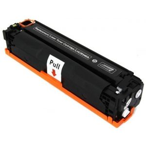 Toner HP CB540A (125A), fekete (black), alternatív