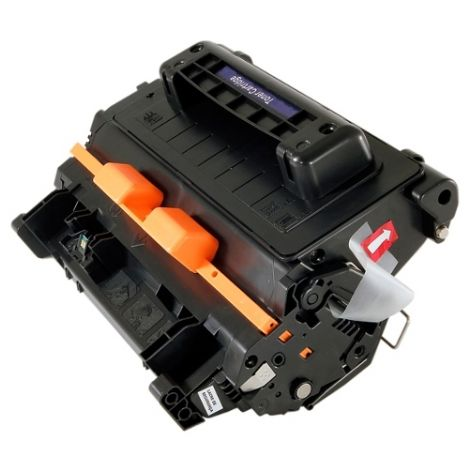 Toner HP CF281A (81A), fekete (black), alternatív