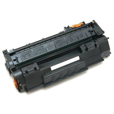 Toner HP Q7553X (53X), fekete (black), alternatív