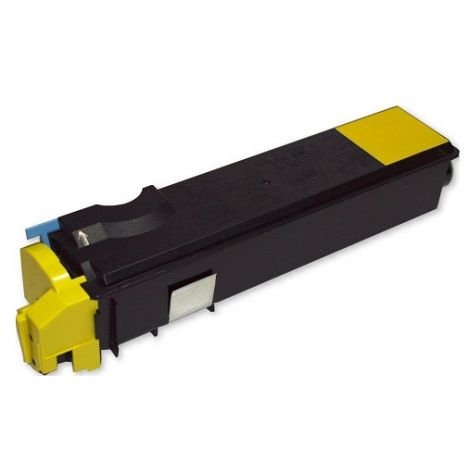 Toner Kyocera TK-520Y, sárga (yellow), alternatív